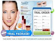 Face care with Auravie Skin Care