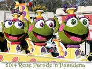 2014 Pasadena Rose Parade