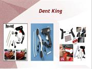 Dent King is Awesome Dent Removal Tool