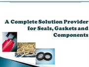 Solution for Seals and Gaskets