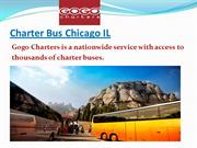 Gogo Charters -Chicago Charter Bus Rental