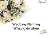 Wedding Planning - ido.co.uk