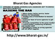 Bharat Gas Agency, Bharat Gas