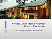 Hotel in Palampur- Hotels in Dharamshala - Norewood Green