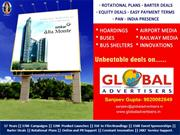 OMKAR BUILDER Outdoor Media Advertising