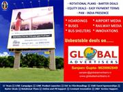 DOSTI GROUP Outdoor Media Advertising