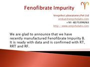 Fenofibrate-Impurity