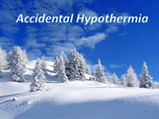 Accidental Hypothermia 2014 Mark P. Brady PA-C