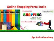 online shopping portal in india