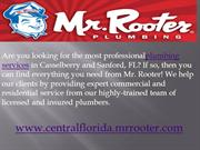 Leak Detection Plumber Orlando Florida | Mr. Rooter of Central Florida