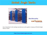 Slotted Angle Racks | Slotted Angle Racks Manufactures in Delhi