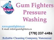 Gum Removal Services Vancouver BC
