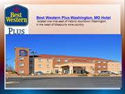 Best Western Plus Washington, MO Hotel