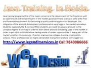 Java Coaching in Noida,7840086666, PHP++ Training in Noida, Software D