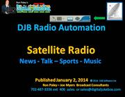 DJBRadio Satellite Features
