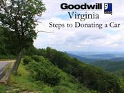 Virginia Steps To Donating A Car