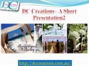 Wedding Decorators Gold Coast