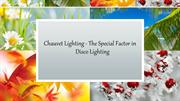 Chauvet Lighting - The Special Factor in Disco Lighting