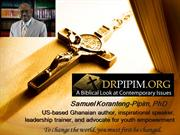 Samuel Pipim - Leadership Trainer and advocate for youth empowerment