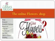 Gifts and flowers in Singapore | Flowers online shop Singapore