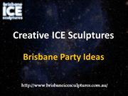 Brisbane Party Ideas - Ideas for Wedding and Birthday Parties