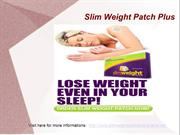 slim weight patch plus reviews