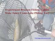 Experienced Branson Fishing Guides Make Taneycomo Lake Fishing Easy