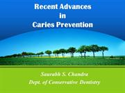 5-Caries Prevention (Saurabh)