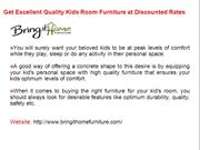 Furniture at Discounted Rates