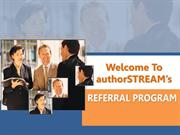 authorSTREAM Referral