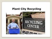 Plant City Recycling