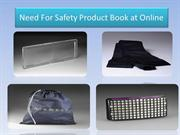Need For Safety Product Book at Online