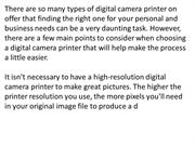 Choosing_A_Digital_Camera_Printer