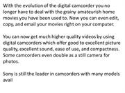 How_To_Choose_A_Good_Digital_Camcorder