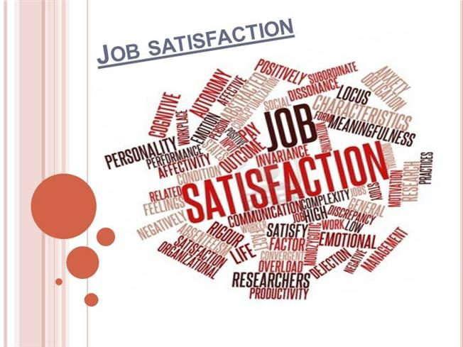Determinant s of Job Satisfaction   Employee Turnover in Pakistan
