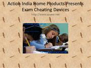 Exam Cheating Device in Vellore-9811251277
