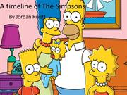 A timeline of The Simpsons