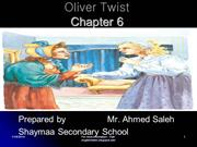 Oliver Twist Chapter 6