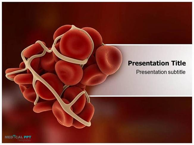 clotting cascade powerpoint templates |authorstream, Modern powerpoint