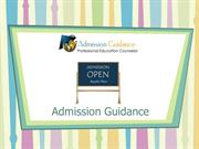 Admission going for medical College | Admission Guidance
