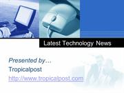 Best Top Site for Latest Technology News, Reviews and Articles