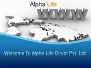 Alpha Life Direct Business Opportunity Presentation