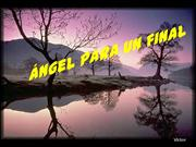 angel para un final
