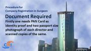 How to Register Your Company in Gurgaon