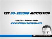 60-Seconds Of Motivation