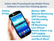 Spy Mobile Phone Software in Bhilai-9811251277