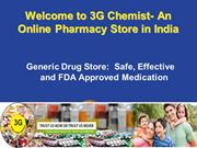 Online Drugstore India - Trusted Online Pharmacy!