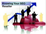 Knowing Your SEO Reseller
