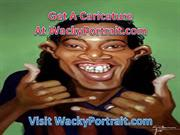 make caricature from photo