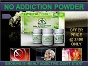 No Addiction PPT ok